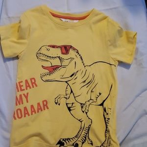 H&M Shirts & Tops - Boys dinosaur T Shirt